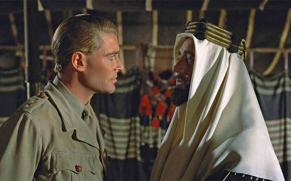 an analysis of the film lawrence of arabia It is the first film from sam spiegel-david lean since they launched the  tell the  audience anything much new about lawrence of arabia, nor does it offer any.