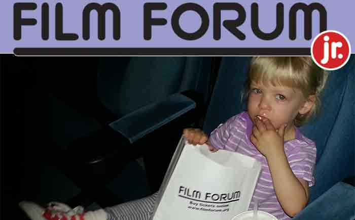 Film Forum Jr concluded its season and is on summer vacation.
