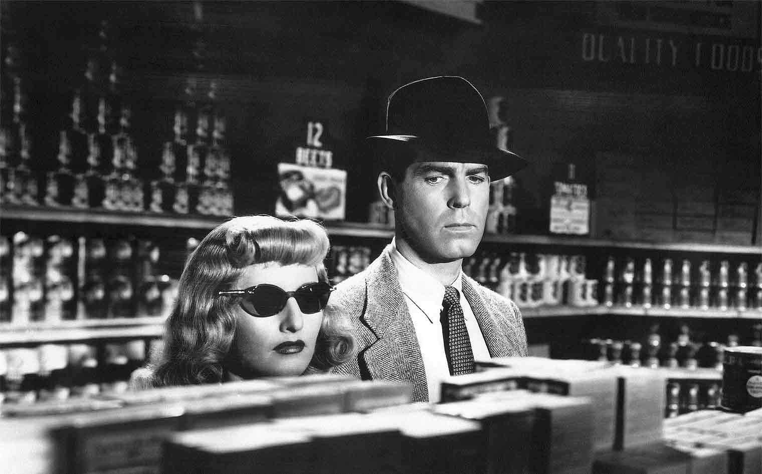 Film Forum · DOUBLE INDEMNITY