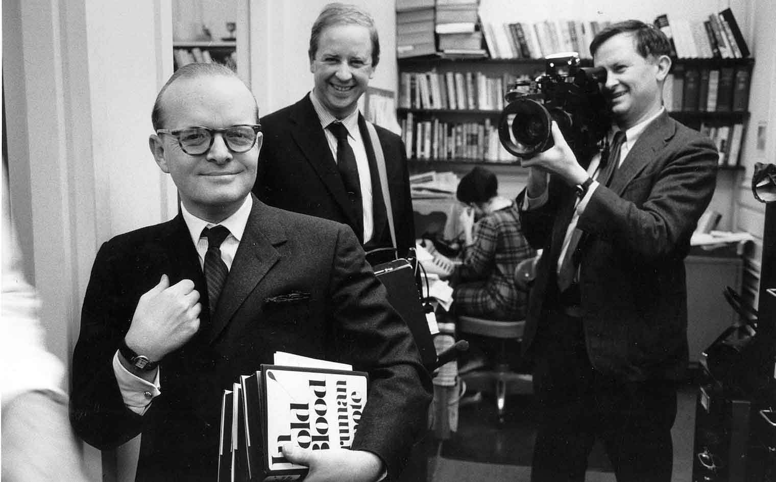 Will the Real Normal Mailer Please Stand Up? &  A Visit with Truman Capote