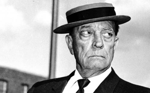 The Railrodder & Buster Keaton Rides Again
