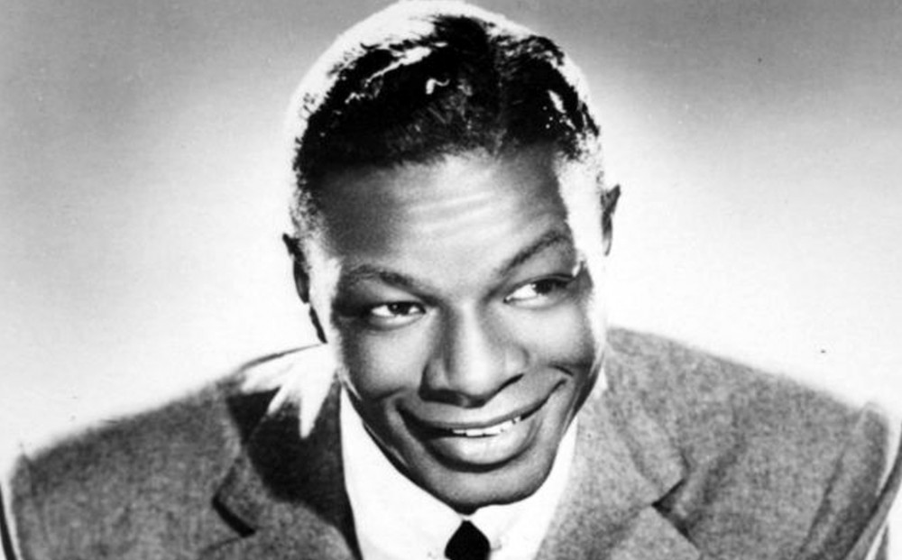 NAT KING COLE in 3-D
