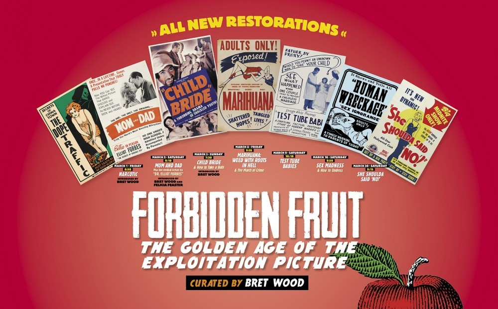 Film Forum · FORBIDDEN FRUIT: The Golden Age of the