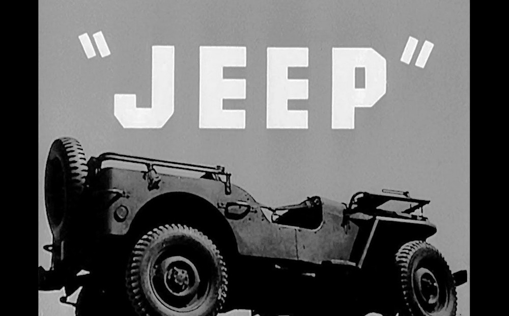 AUTOBIOGRAPHY OF A JEEP