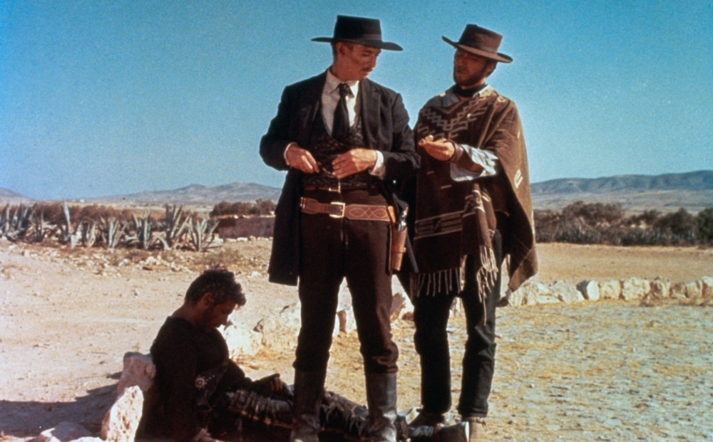 Image result for clint eastwood for a few dollars more