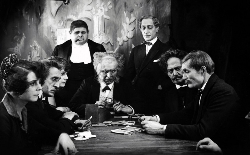 Image result for Dr. Mabuse The Gambler