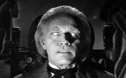 Fritz Lang's<br>THE THOUSAND EYES OF DR. MABUSE
