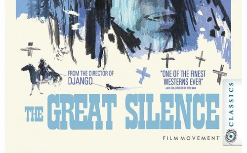 THE GREAT SILENCE DVD