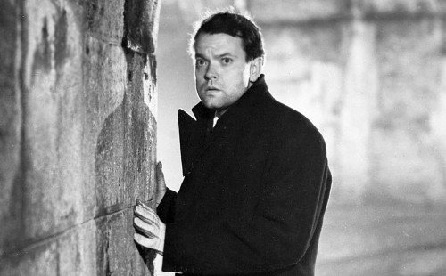 Carol Reed's<br> THE THIRD MAN