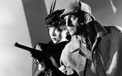THE ADVENTURES OF SHERLOCK HOLMES & THE LONE WOLF SPY HUNT