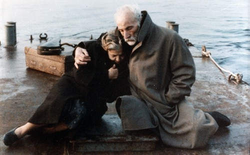 Theo Angelopoulos'<br>VOYAGE TO CYTHERA