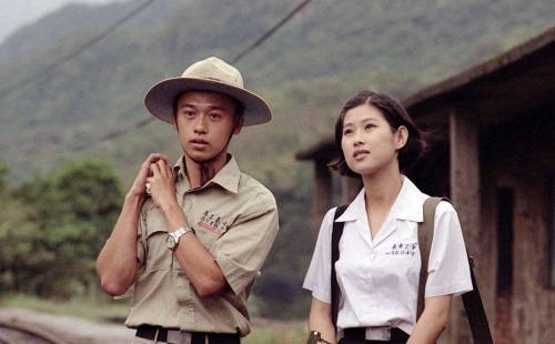 Hou Hsiao-Hsien's<br>DUST IN THE WIND
