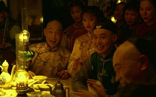 Hou Hsiao-hsien's <br>FLOWERS OF SHANGHAI