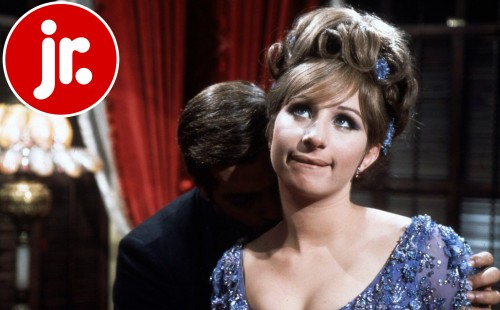 FILM FORUM JR.<br>William Wyler's<br>FUNNY GIRL
