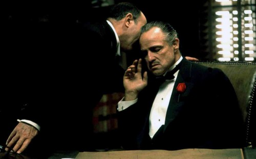 Francis Ford Coppola's<br> THE GODFATHER
