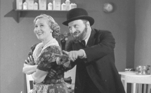 THE JEWISH SOUL:<br>Classics of Yiddish Cinema