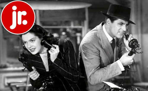 FILM FORUM JR. <br>HIS GIRL FRIDAY