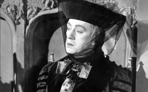 Alec Guinness in <br>KIND HEARTS AND CORONETS