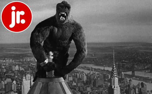 FILM FORUM JR.<br>KING KONG – IN 35mm