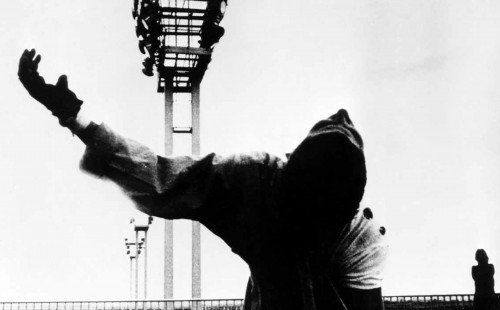 Federico Fellini's <br>TOBY DAMMIT <br>and Chris Marker's <br>LA JETÉE