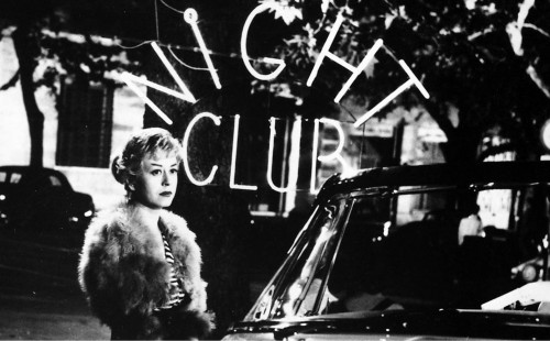 Federico Fellini's <br>NIGHTS OF CABIRIA