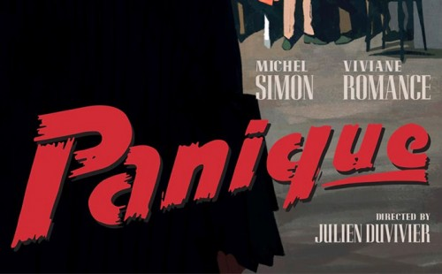 Julien Duvivier's PANIQUE DVD