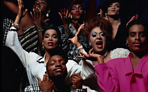 PARIS IS BURNING introduced by cast member Robbie St. Laurent
