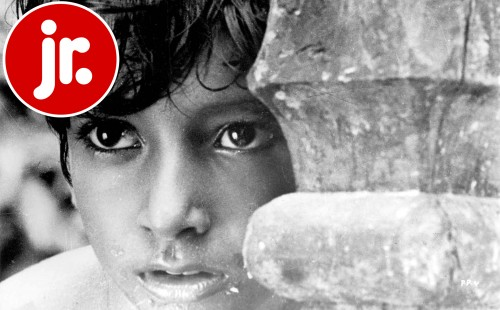 FILM FORUM JR.<br>Satyajit Ray's<br>PATHER PANCHALI