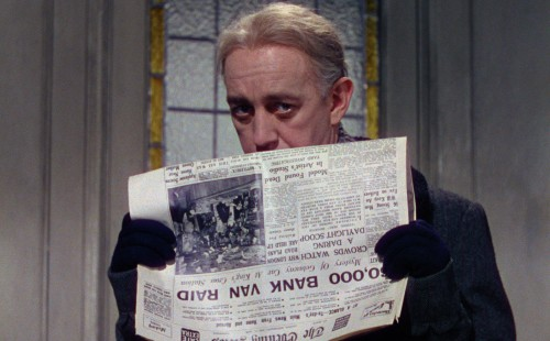 Alec Guinness in <br>THE LADYKILLERS