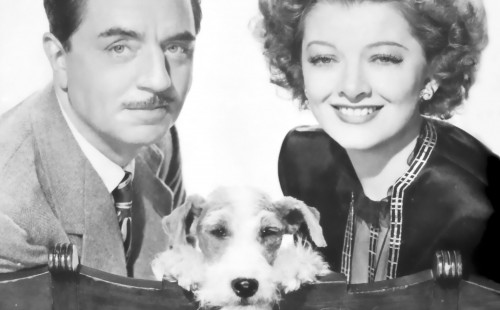 THE THIN MAN GOES HOME & MURDER IN GREENWICH VILLAGE
