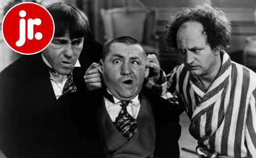 FILM FORUM JR.<br>MORE THREE STOOGES MANIA