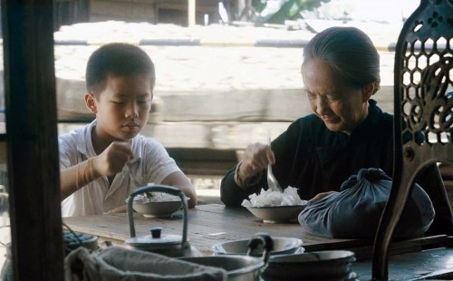 Hou Hsiao-Hsien's<br>THE TIME TO LIVE AND THE TIME TO DIE