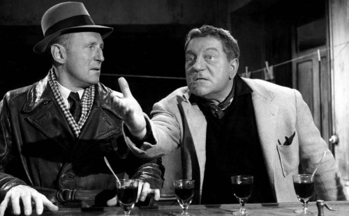 Jean Gabin in <br>LA TRAVERSÉE DE PARIS