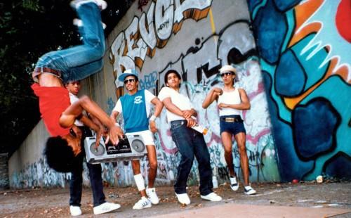 HIP HOP ON FILM 1979 – 1986