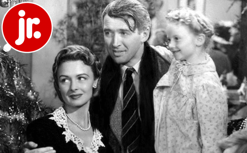 FILM FORUM JR.<br>Frank Capra's<br>IT'S A WONDERFUL LIFE