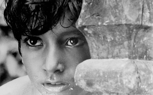 Satyajit Ray's<br>PATHER PANCHALI