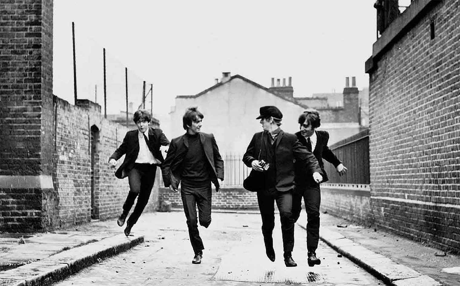 A HARD DAY'S NIGHT and THE KNACK… AND HOW TO GET IT