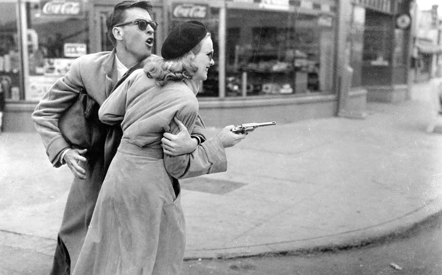 THEY LIVE BY NIGHT & GUN CRAZY