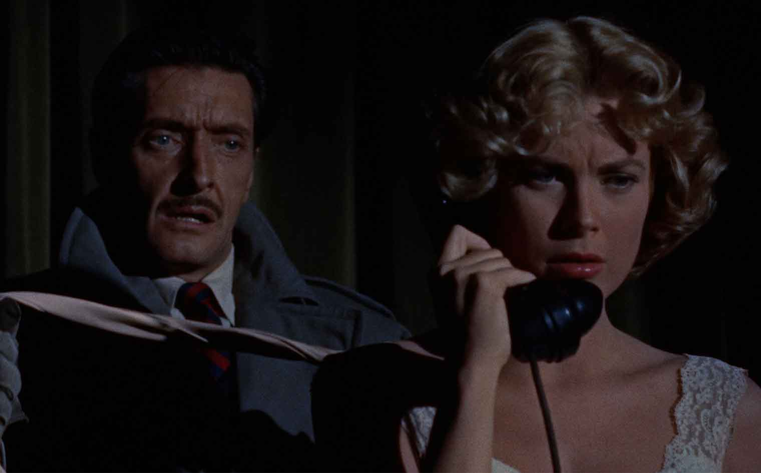 DIAL M FOR MURDER IN 3-D & HOUSE OF WAX IN 3-D