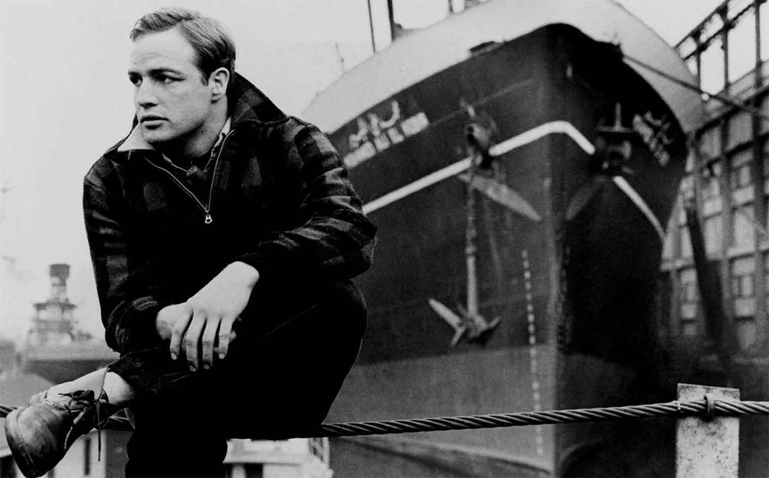 ON THE WATERFRONT & THE WILD ONE