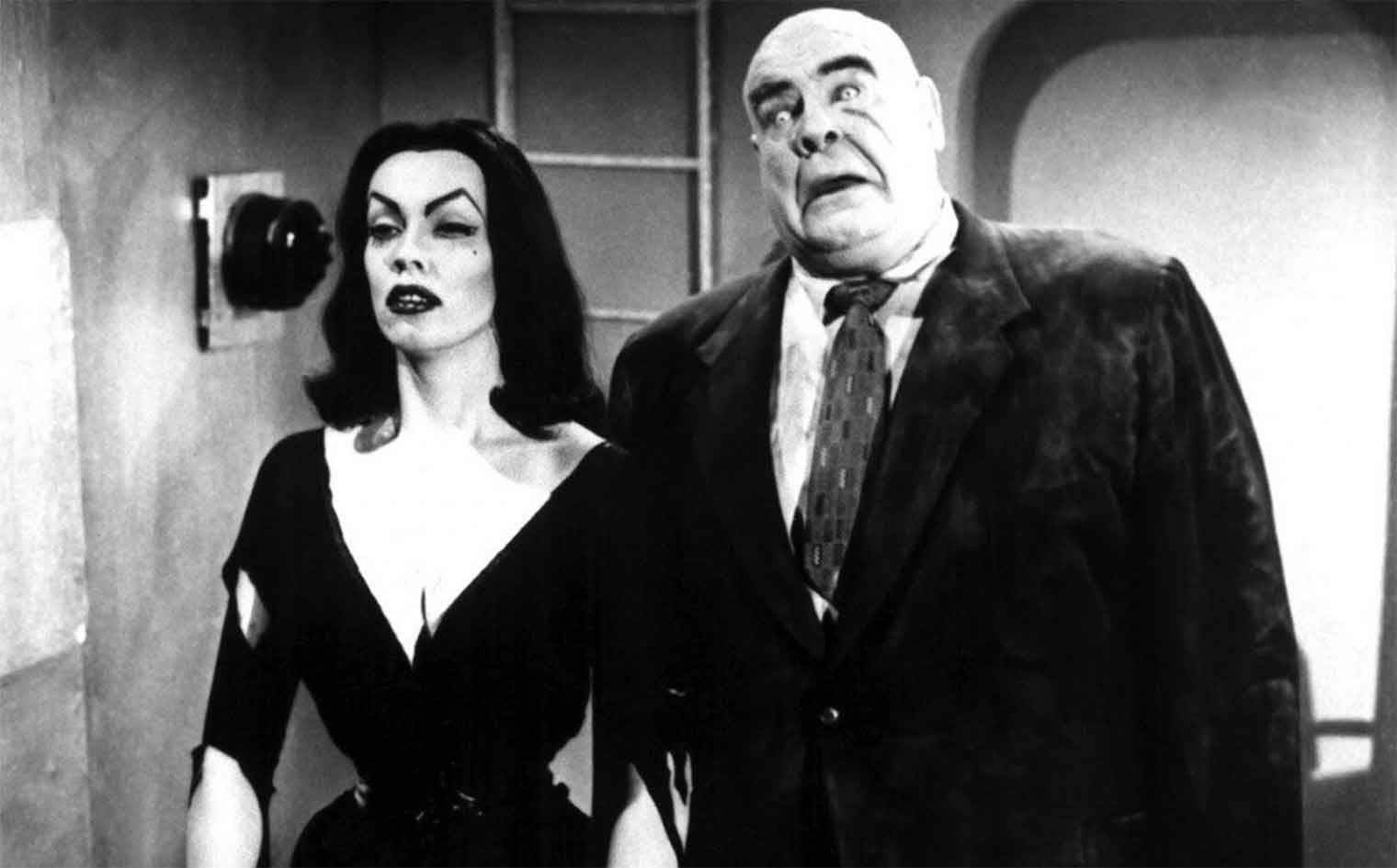ED WOOD & PLAN 9 FROM OUTER SPACE