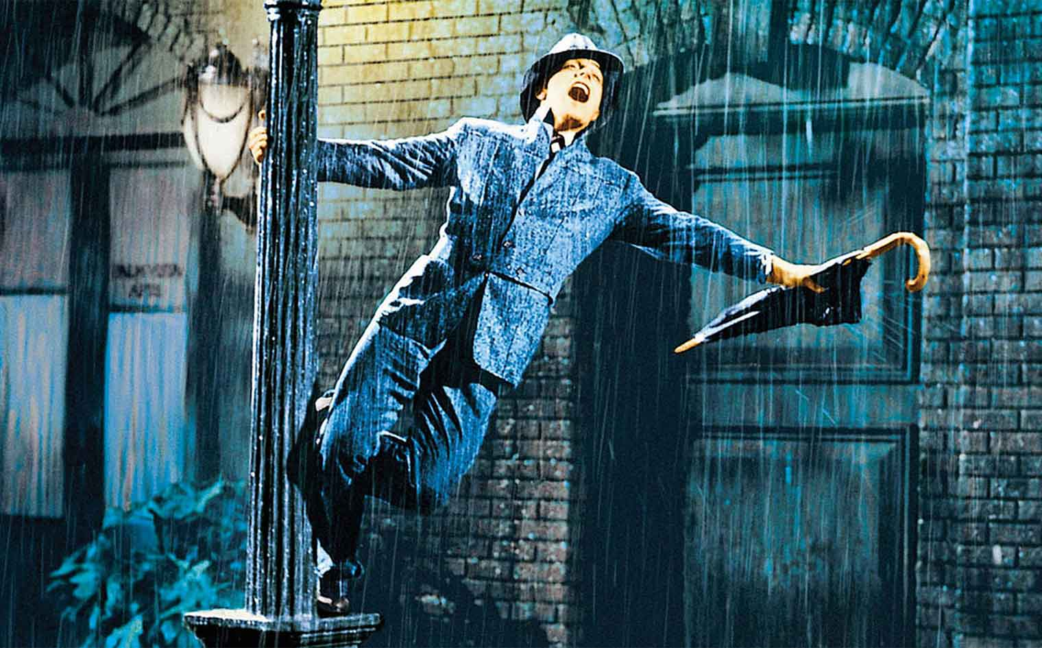 SINGIN' IN THE RAIN & THE BAND WAGON