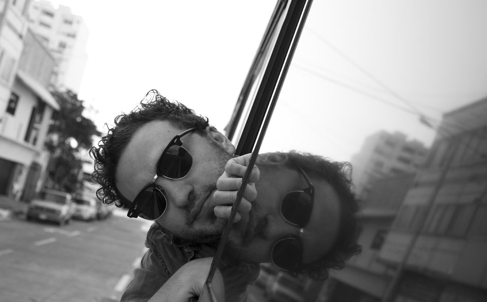 GÜEROS filmmaker Alonso Ruizpalacios IN PERSON!