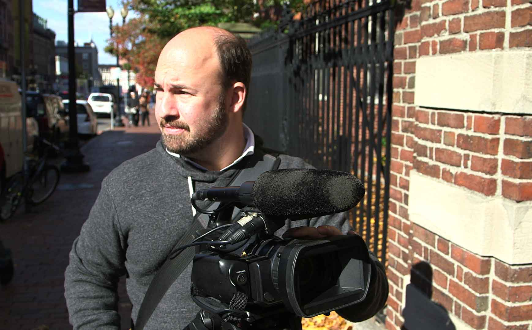 Q&As with BRONX GOTHIC Filmmaker Andrew Rossi