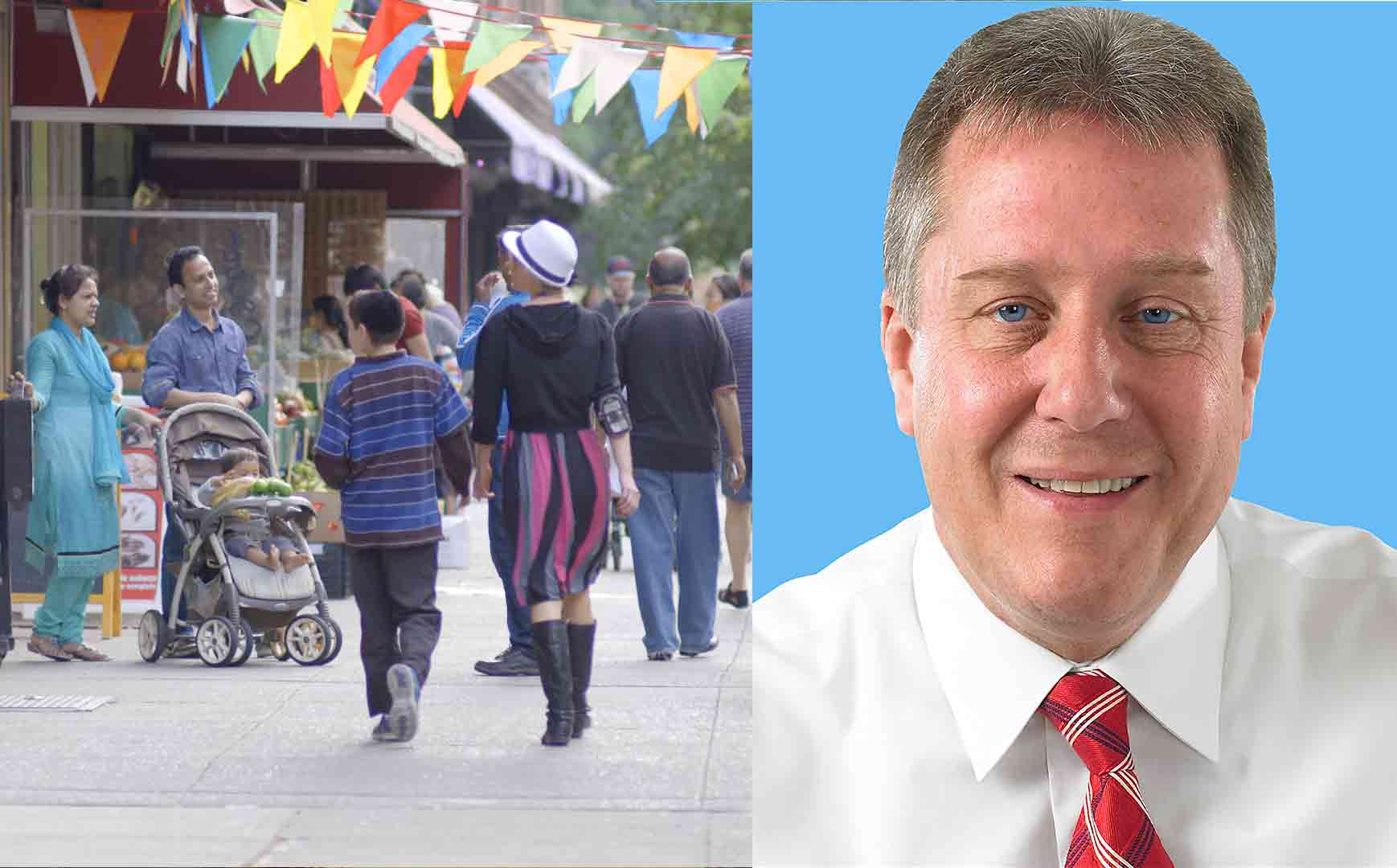 IN JACKSON HEIGHTS introduced by NYC Council Member Daniel Dromm