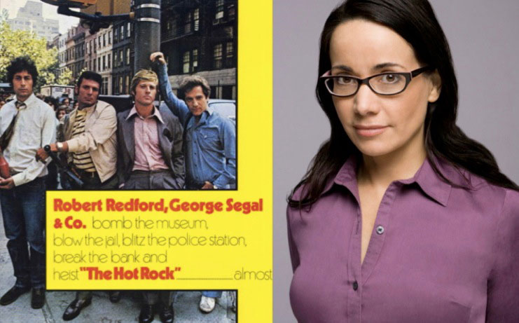 THE HOT ROCK<br />Presented by Janeane Garofalo