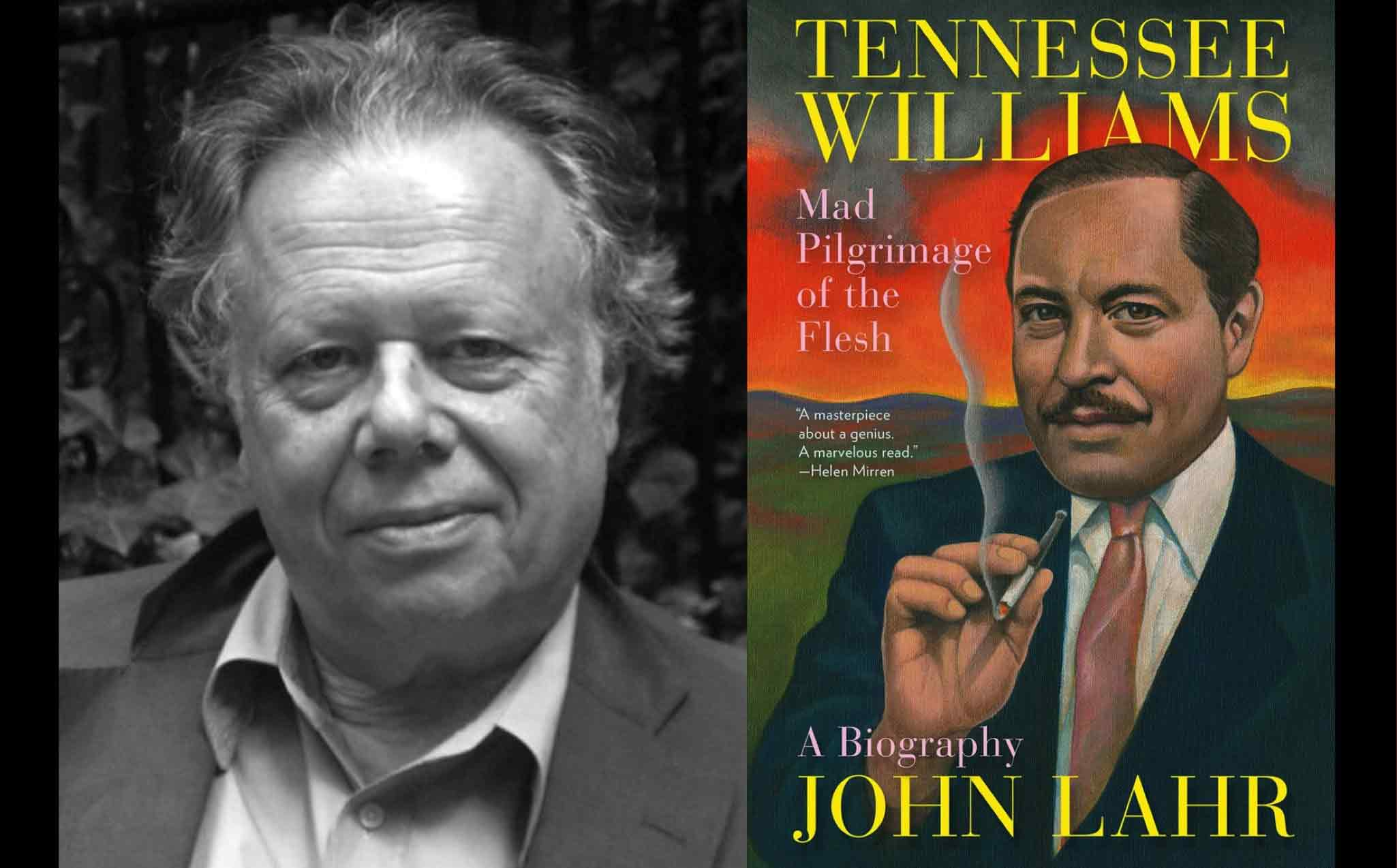 CAT ON A HOT TIN ROOF introduced by Tennessee Williams biographer John Lahr