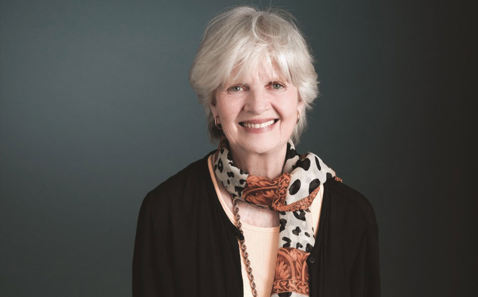 THE NUN'S STORY with actress/author Patricia Bosworth