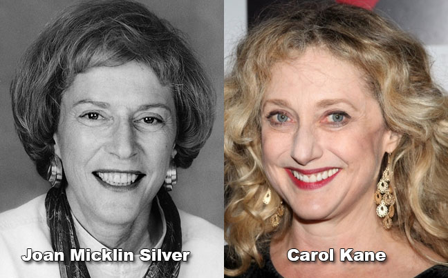 HESTER STREET director Joan Micklin Silver and star Carol Kane in person