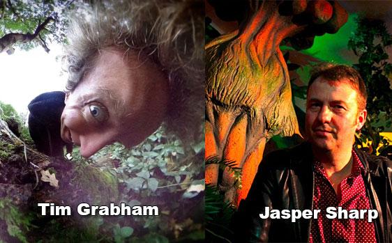 THE CREEPING GARDEN filmmakers Tim Grabham & Jasper Sharp IN PERSON!